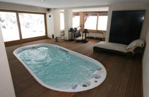 Réalisation spa aquabiking | Aquafitness | Aquasport