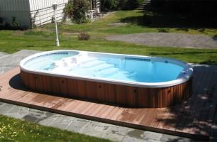 Réalisation spa rééducation aquatique | Aquagym