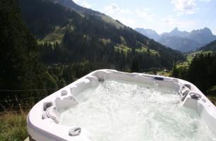Réalisation spa haut de gamme | Spa relaxation | Hydromassage