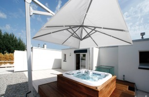 Réalisation spa de luxe | Spa relaxation | Spa jacuzzi