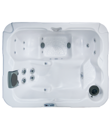 Spa jacuzzi 2 places spa relaxation spa serenade d1 spas suisse - Jacuzzi petite taille ...