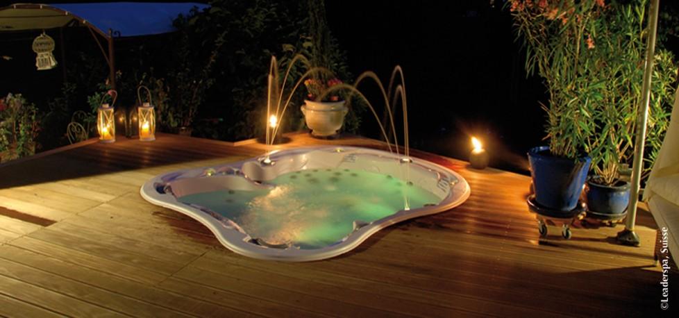 Célèbre Achat Spa de luxe | Vente Spas AquaFitness Systems | D1 Spas ® Suisse NI46